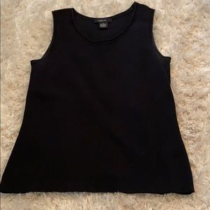 CDP and Co black knit top